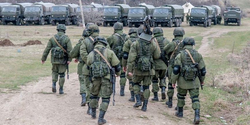 Россияне продолжают милитаризацию Крыма - фото 1