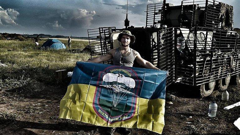 Валерий Ананьев служил десантником  - фото 1