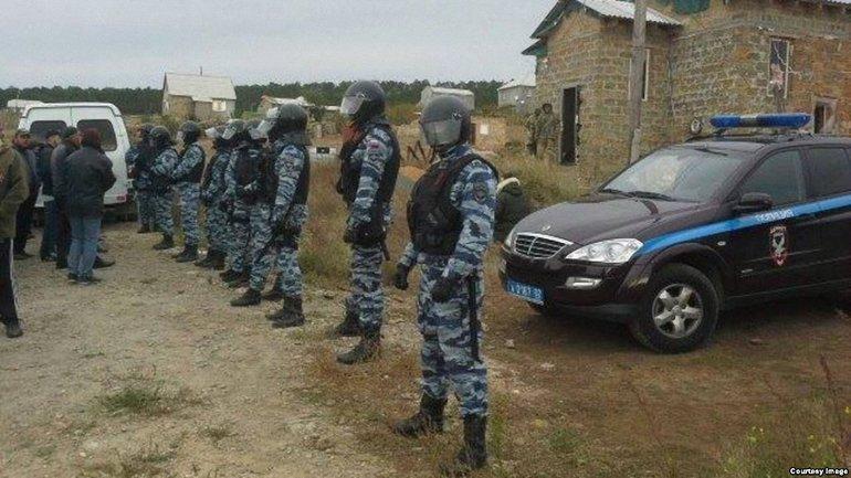 Оккупанты похитили сына главы судакского Меджлиса - фото 1
