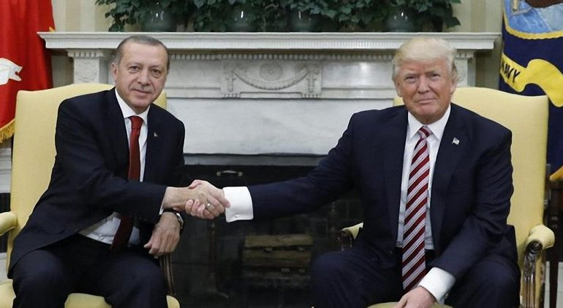 Эрдоган встретился с Трампом - фото 1