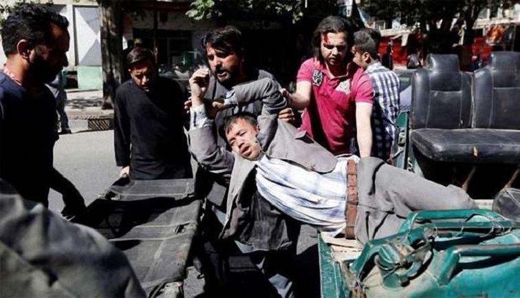 Взрыв был недалеко от квартала иностранных посольств - фото 1