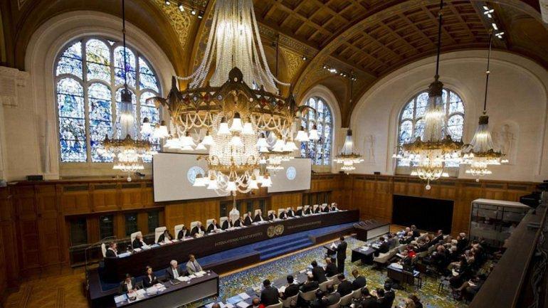 На предъявление аргументов сторон, суд ООН дал два года - фото 1