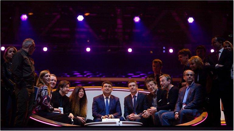 Где смотреть Евровидение, как не с премьером) - фото 1