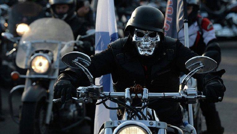 Путинские байкеры были задержаны на территории Польши - фото 1