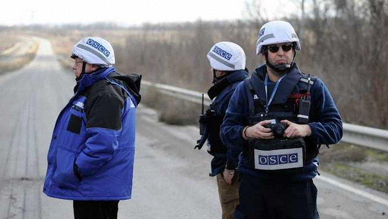 Наблюдателей ОБСЕ перестали пускать на приграничные пункты пропуска  - фото 1