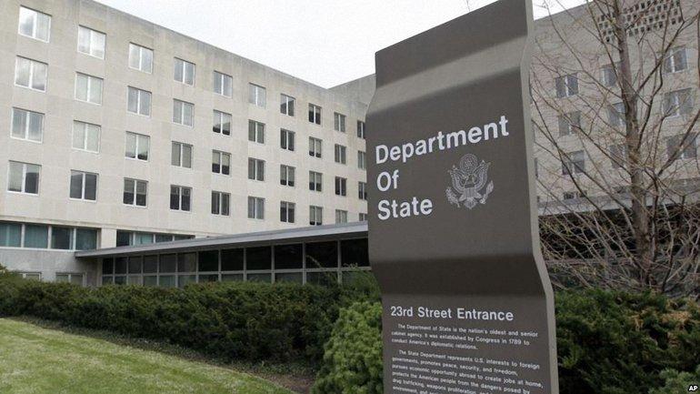 В США недовольны решение Украины - фото 1
