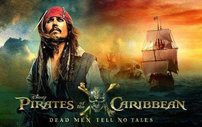 """""""Пираты Карибского моря"""" оказались в руках у пиратов - фото 1"""