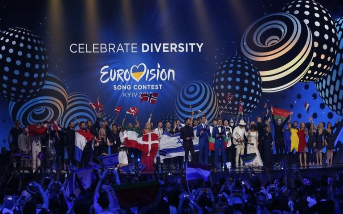 Гранд финал Евровидения - фото 1