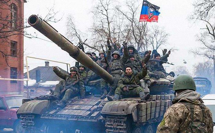 """Единственный """"туристический"""" кластер на Донбассе россияне уже создали - фото 1"""