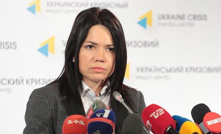 """Виктория Сюмар хочет наказывать журналистов за """"джинсу"""" - фото 1"""