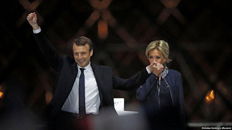 Эммануель Макрон одержал уверенную победу на выборах  - фото 1