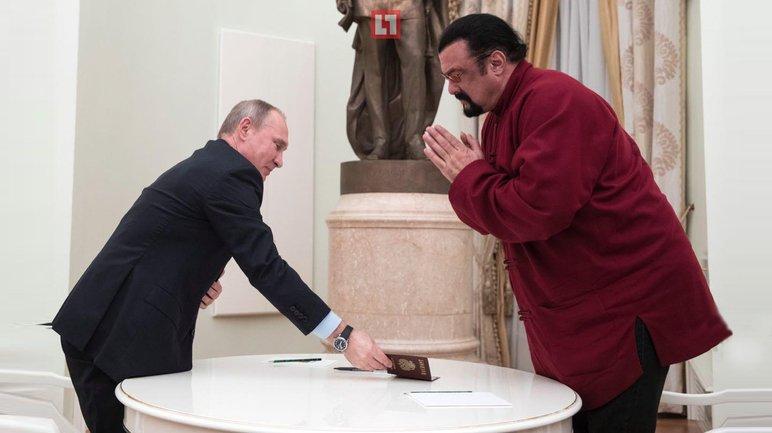 Гражданина России Сигала не пустят в Украину  - фото 1