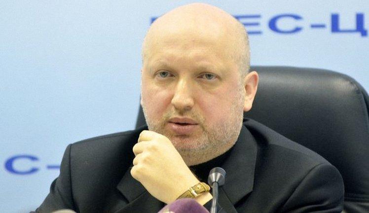 Турчинов принял решение усилить меры безопасности  - фото 1