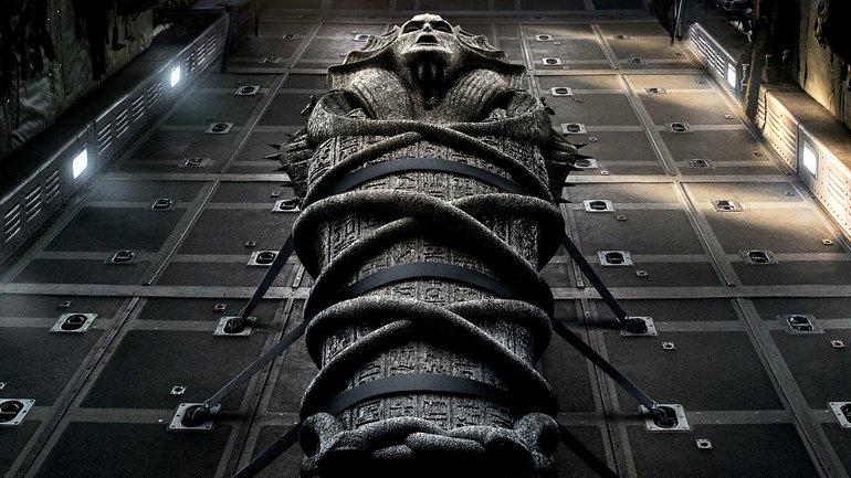 В этот раз главная злодейка и мумия - женщина - фото 1