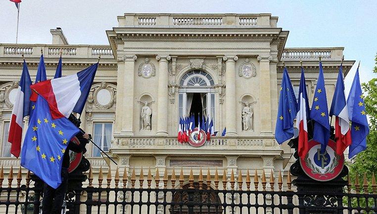 МИД Франции выступает против новых антироссийских санкций - фото 1