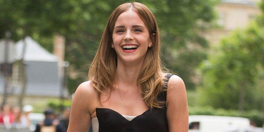 Эмма Уотсон появилась на премьере в образе принцессы - фото 1