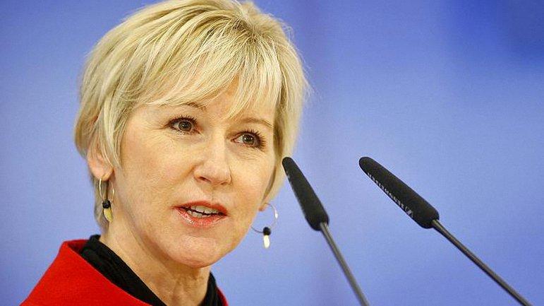 Маргот Вальстрем считает, что усиления санкций от ЕС не будет - фото 1