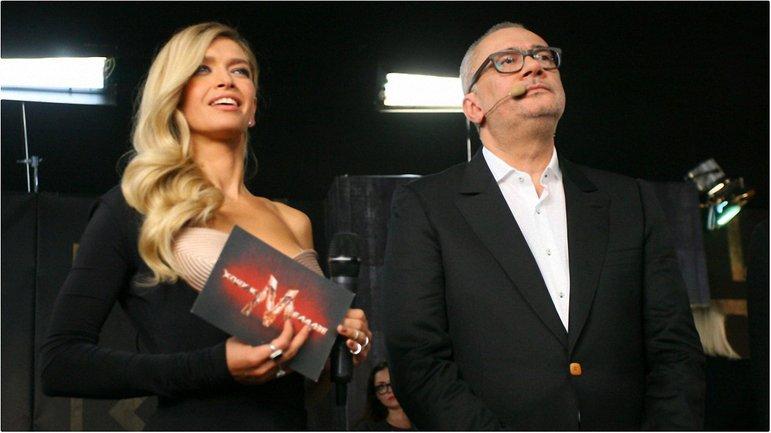 Вера Брежнева и Константин Меладзе - фото 1