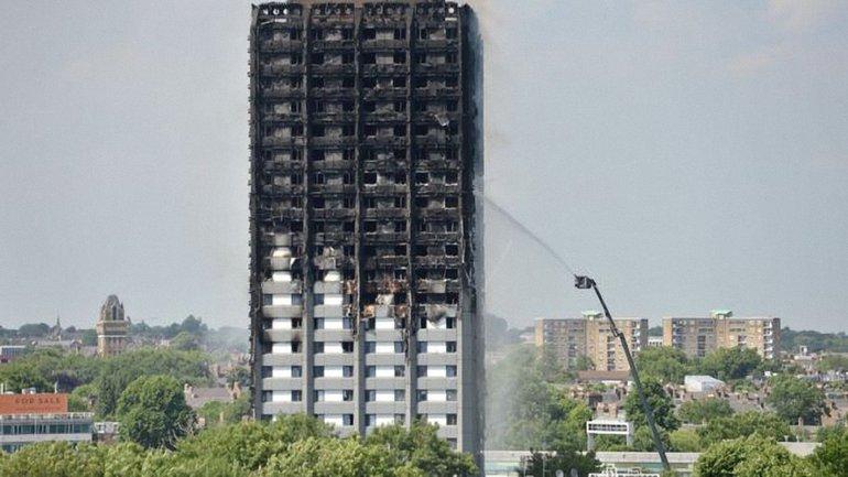 Замешан известный бренд: Полиция назвала причину пожара в Лондоне - фото 1