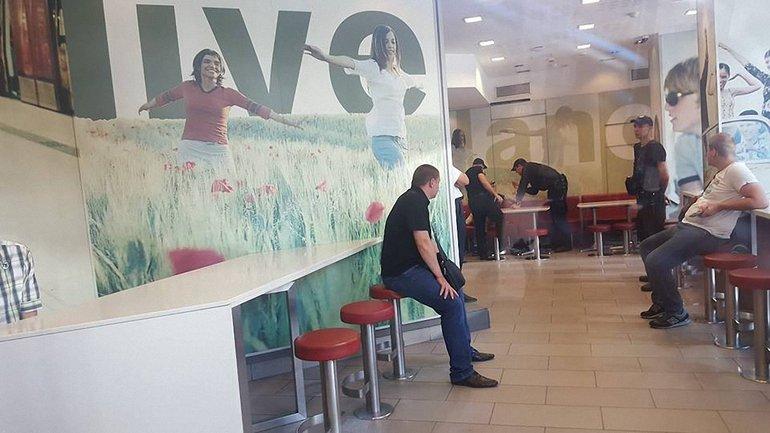 McDonalds как место преступления - фото 1