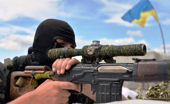 Украинские военные дали боевикам по зубам - фото 1