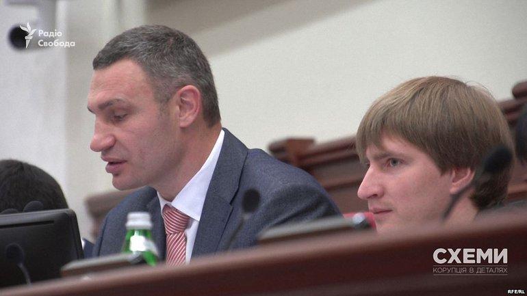 Кличко отстранил от работы заместителя, у которого журналисты нашли поддельный диплом - фото 1