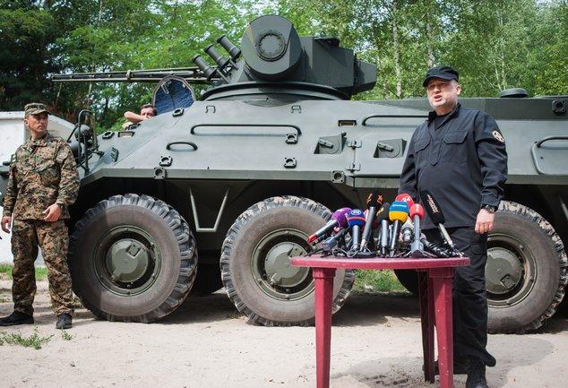Турчинов предложил новый формат защиты Украины - фото 1