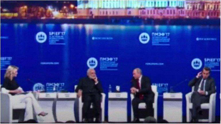 Путинское притворство взрывает сеть - фото 1