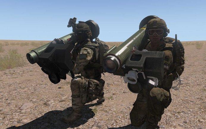 В Украине могут разместить американских военных - фото 1