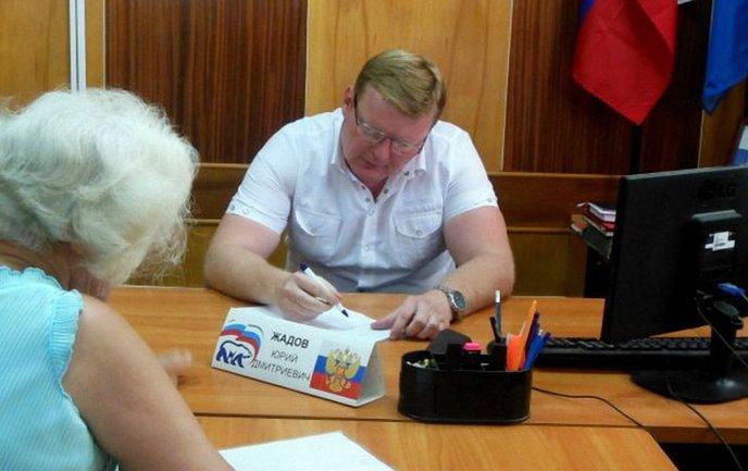 Депутат хотел договориться на месте  - фото 1