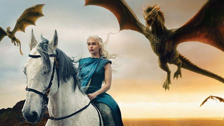 От драконов Дейенерис спасения нет - фото 1