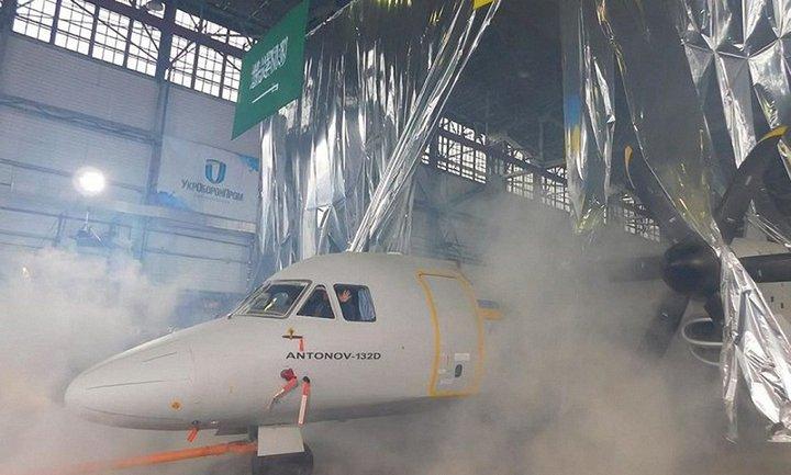 Теперь в Украине наладилось производство самолетов Антонов без помощи РФ - фото 1