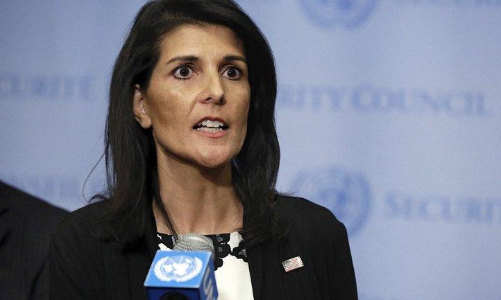 Хейли призвала ООН поддержать Украину и еще ряд стран - фото 1