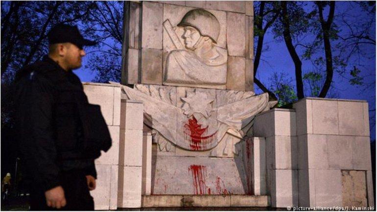 Советские памятники в Польше уйдут в небытие - фото 1