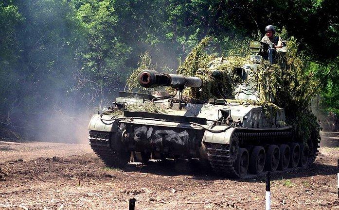 Больше всего обстрелов за прошедшие сутки было на луганском направлении - фото 1