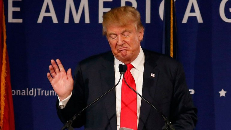 Трамп не переживает - вероятность поддержки импичмента небольшая - фото 1