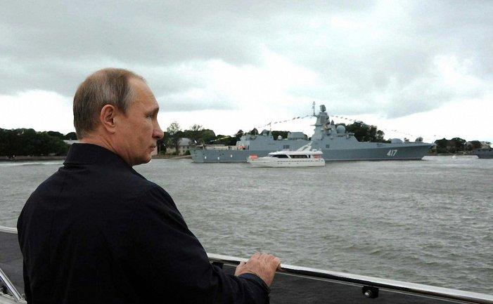 Путин посетит детский лагерь  - фото 1