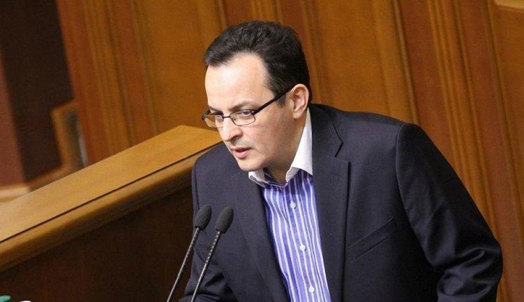 Олег Березюк ушел с согласительного совета ВР - фото 1
