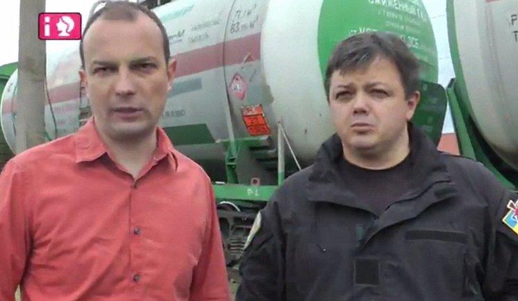 Соболев и Семенченко уже готовы к новой блокаде - фото 1