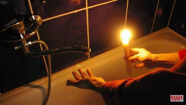 У жильцов дома на Харьковском шоссе нет ни света, ни воды - фото 1