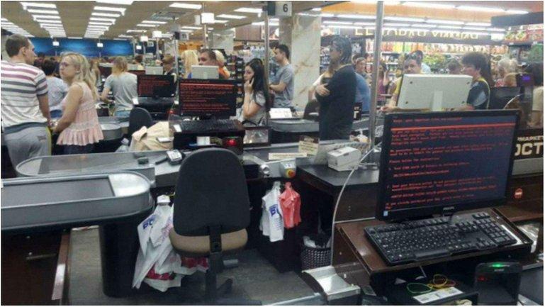 Petya.A в харьковском супермаркете - фото 1