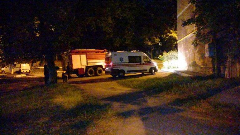 Неспокойная ночь в Вышгороде - фото 1
