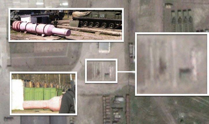 Фотодоказательства и снимки спутника - фото 1