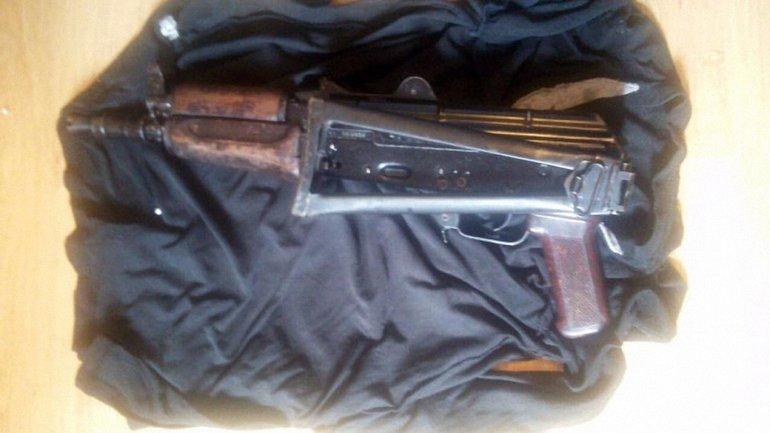 Полиция нашли оружие в квартире - фото 1