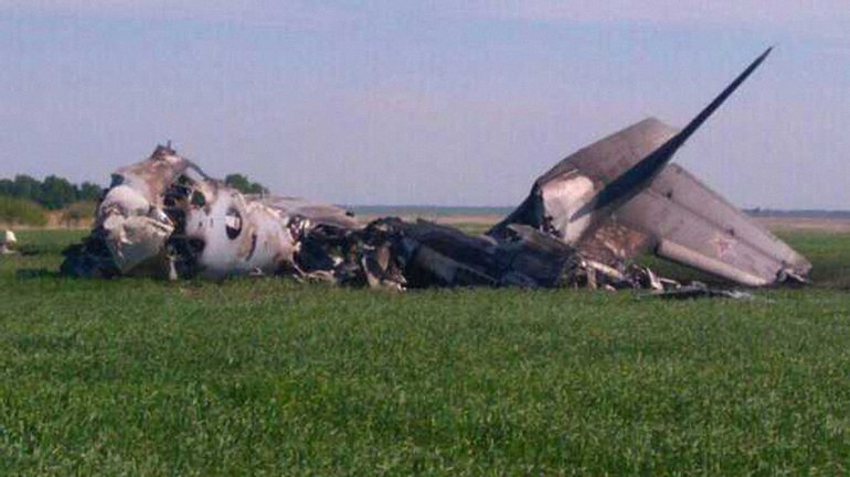 Самолет не дотянул до ВПП - фото 1