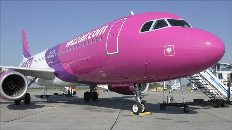 Новый рейс Wizz Air - фото 1