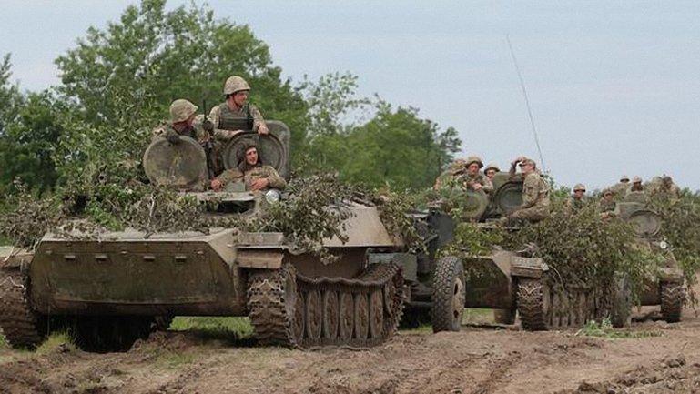 На полигоне в Днепропетровской области взорвался танковый снаряд - фото 1