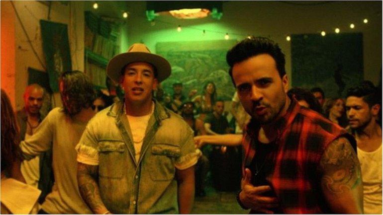 Клип на песню Despacito - фото 1