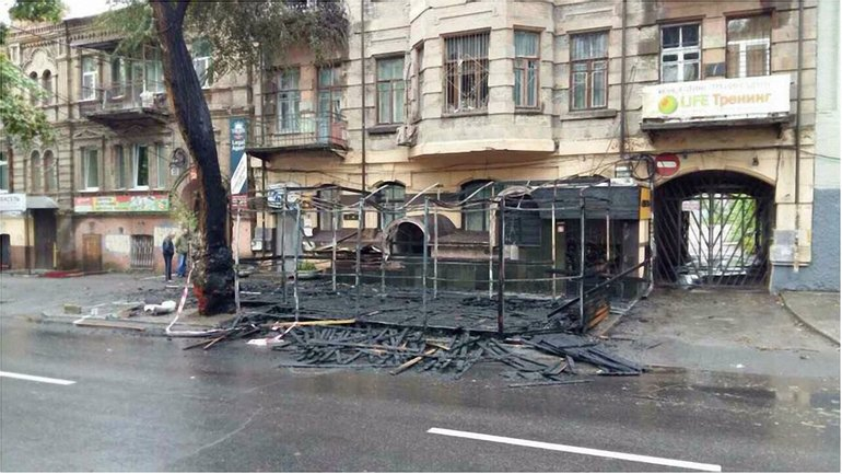 Хто стоїть за пожежею, що набула всеукраїнсього розголосу - фото 1