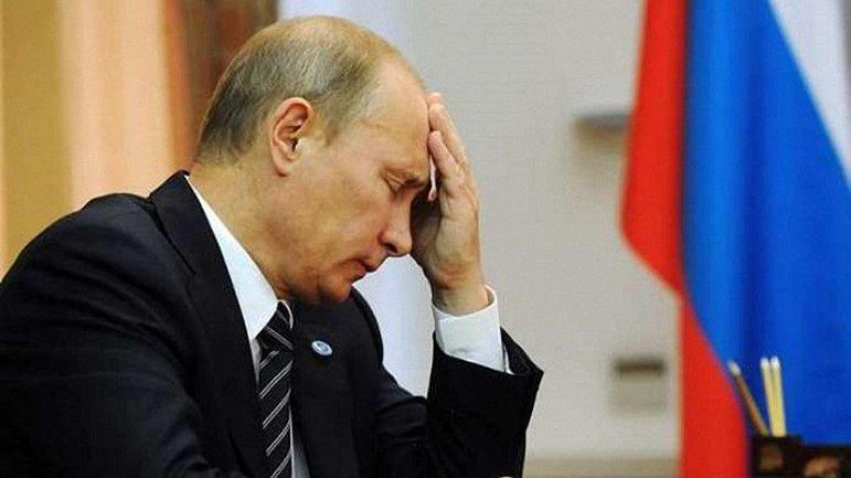 Путин снова опозорился принятием новых законов - фото 1